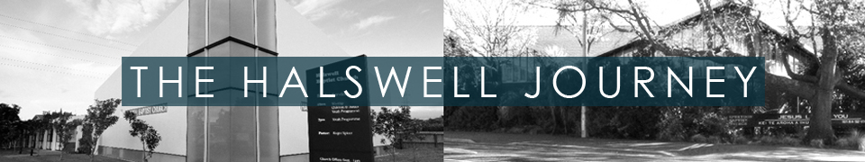 HALSWELL JOURNEY
