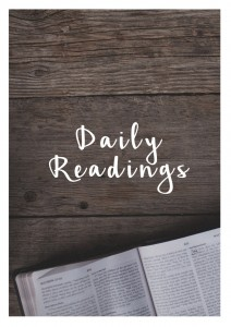 Daily Reading General Image